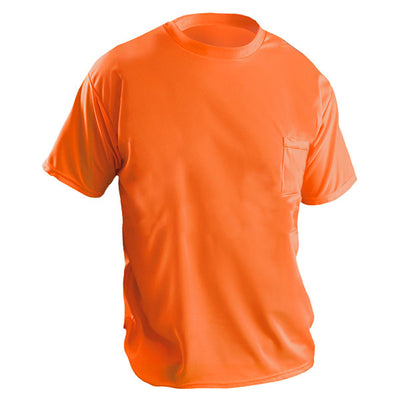 Occunomix Non-Ansi Wicking Short Sleeve Shirt