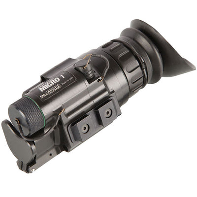 Night Optics Micro 1, Ultra Compact Thermal Monocular, 19Mm Fixed Focus, 640X480