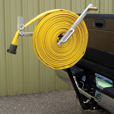 C&S Supply Coiler Fire Hose, Mount Bracket Included