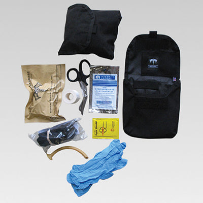 Moore Medical Tacmed Ballistic Response Pack, Black