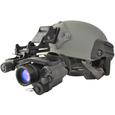 Night Optics Sentry 14, Gen 3 B/W Gated, Night Vision Mono-Goggle, Filmless, 1X
