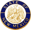Smith & Warren New MexiCo State Badge Seal NME