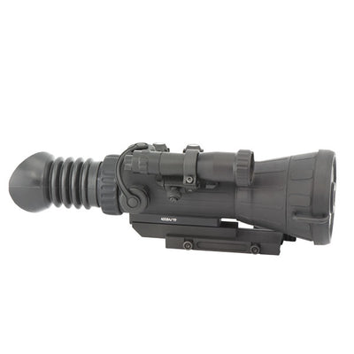 Armasight Vulcan 4.5X 3 Bravo Mg Compact Professional Night Vision Rifle Scope Gen 3, Manual Gain