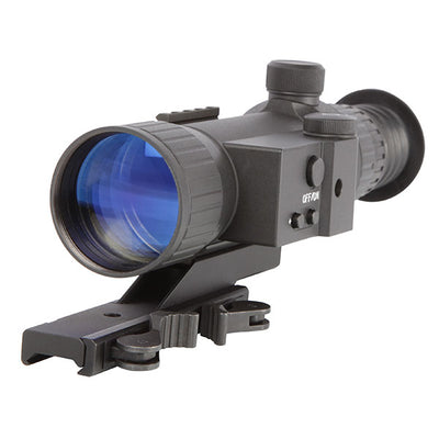 Night Optics Spartan 520, Gen 2, Night Vision Riflescope, 2.8X
