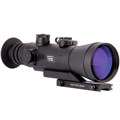 Night Optics Argus 740, Gen 2+ B/W Manual Gain, Night Vision Riflescope, 4X