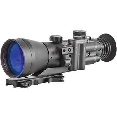 Night Optics Argus 740, Gen 2+ Hp, Night Vision Riflescope, 4X