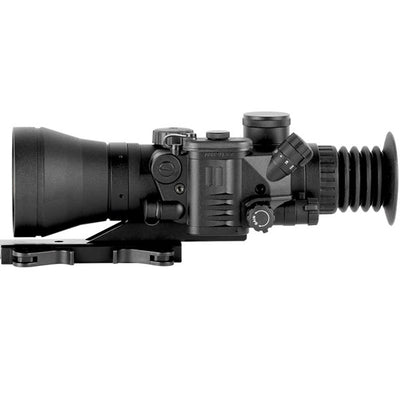 Night Optics Marauder 750, Gen 2+ B/W Gated Manual Gain, Night Vision Riflescope, 4X