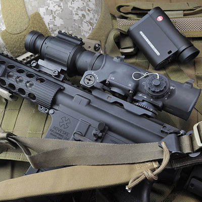 Armasight Co-Mini 3 Alpha Mg Night Vision Mini Clip-On System Gen 3 High Performance, Manual Gain