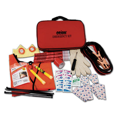 Orion Safety Products Premium Roadside Flare Emergency Kit