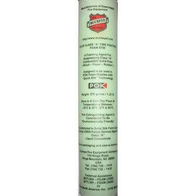 Buckeye Fire Equipment Mini Foam Sticks (Case Of 48)