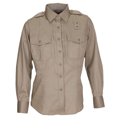 5.11 Tactical Women'S Pdu Class B Long Sleeve Shirt