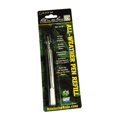 JL Darling All-Weather Pen Refill, Black Ink