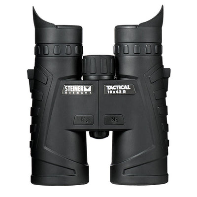 Steiner Optics T1042R 10X42 Tactical Binocular W/ Sumr Targeting Reticle System