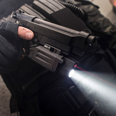 Steiner Optics Dbal-Pl, Dual Beam Aiming Laser Pistol Light