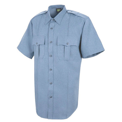 VF Imagewear Sentry Short Sleeve Zipper Shirt