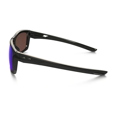 Oakley Mainlink, Polished Black, Prizm Deep Water Polarized Lenses