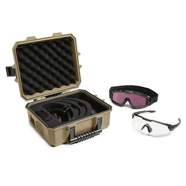 45bc6bf113e1f Oakley Si Ballistic M Frame Alpha Operator Kit W Strongbox - Chief ...
