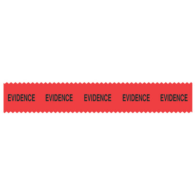 Sirchie E-Z Peel Evidence Tape, 108' On 1 Core