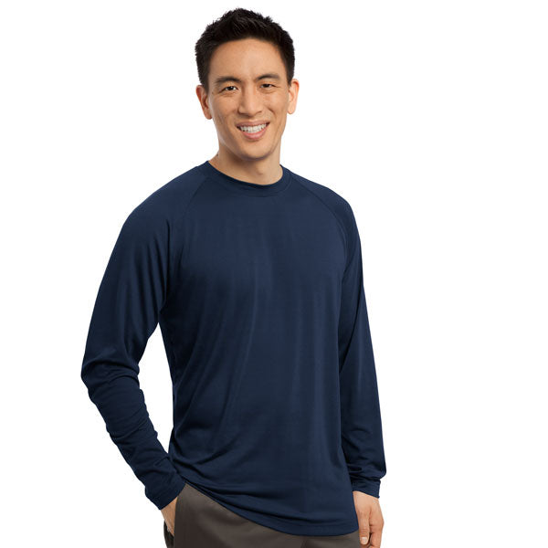 San Mar Ultimate L/S Performance Tee