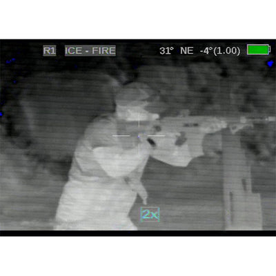 Armasight Apollo-Pro Lr 640 Thermal Imaging Clip-On System, 30 Hz, 100 Mm Lens