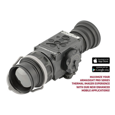 Armasight Apollo-Pro Mr 336 Thermal Imaging Clip-On System, 30 Hz, 50 Mm Lens
