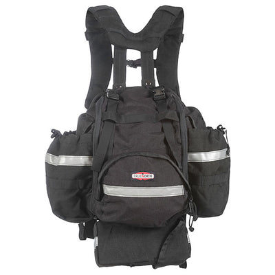 True North Frontline Bushwhacker Pack, Wildland, Standard, Black