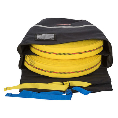 True North Trap Door Hose Pack, Wildland, Standard, Black