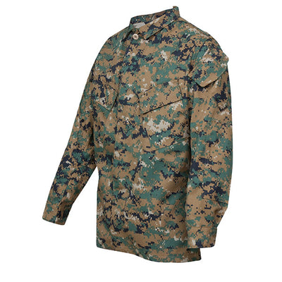 Tru-Spec Digital Camo Uniform Shirt