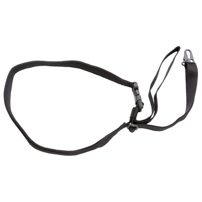 "Uncle Mike's One Point Rifle Sling, 1"" Nylon Web, Black"