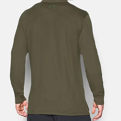 6237aa5d Under Armour Tac Performance Long Sleeve Polo - Chief Supply