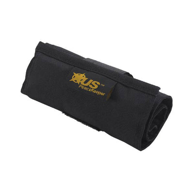 US Peacekeeper Small Punch Roll, Black