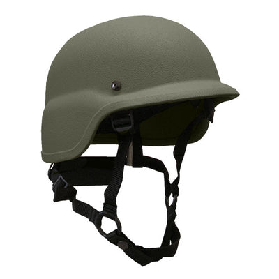United Shield Pasgt Level Iiia Helmet