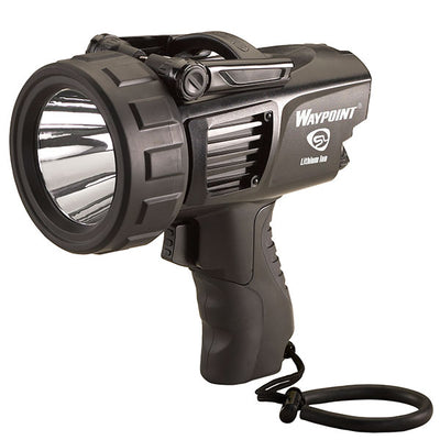 Streamlight Waypoint Rechargeable Led Spotlight W/ Lanyard & Stand