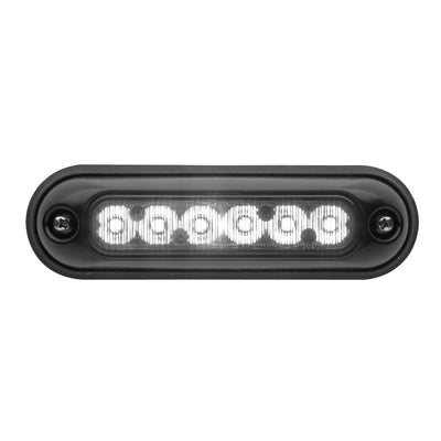 Whelen Ion Wide Angle Series Super-Led® With Scan-Lock Flash Patterns & 4-Wire Pigtail