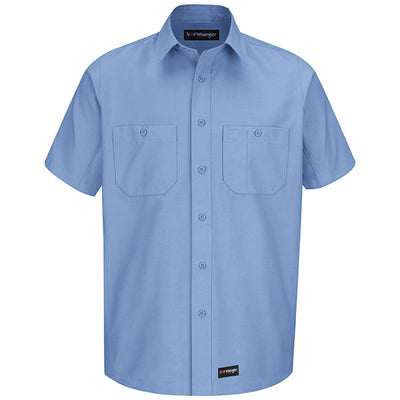 VF Imagewear Wrangler Workwear Short-Sleeve Shirt