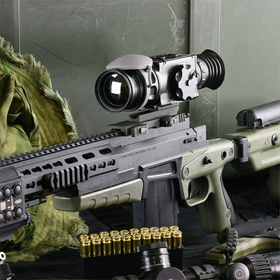Armasight Zeus-Pro 336 Thermal Imaging Weapon Sight, 16X50, 50Mm Lens
