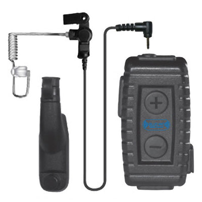 The Ear Phone Connection Bluewi Nighthawk X Bluetooth Multi-Functional Lapel Microphone