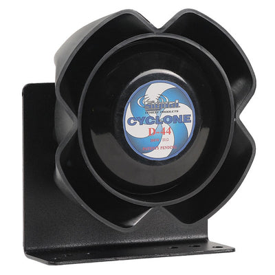 Star Headlight D-44 Cyclone Speaker W/ Bracket