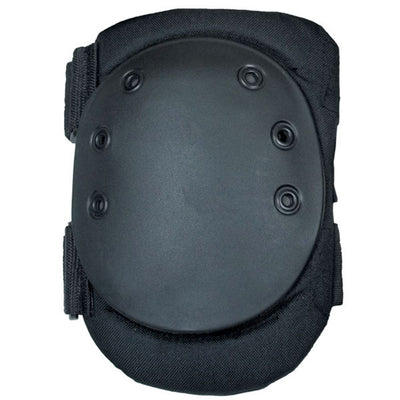 Damascus Worldwide Dkp Imperial Hard Shell Cap Knee Pads, Black