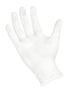 Sempermed GripStrong Vinyl Industrial Gloves, Powder Free, Smooth, Clearance