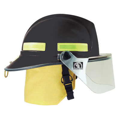 Total Fire Protection Morning Pride Lite Force Plus Fire Helmet