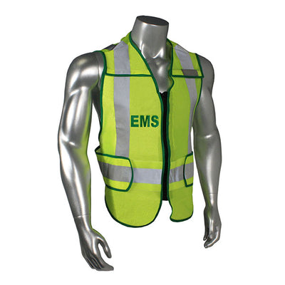Radians Class 2 Zip-N-Rip 3M Scotchlite Safety Vest