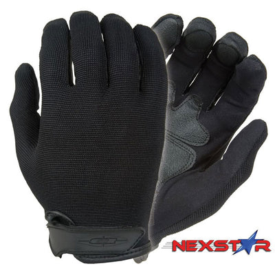 Damascus Worldwide Mx10 Nexstar I Lightweight Duty Gloves, Black