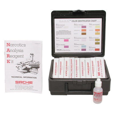 Sirchie Narcotics Analysis Reagent Kit