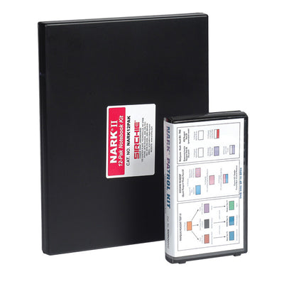 Sirchie Nark Ii 12-Pak Notebook Kit
