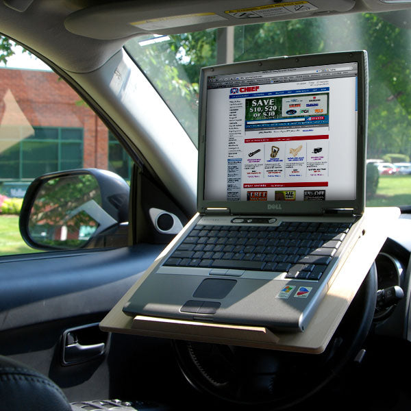 KMW Specialties Steering Wheel Desk, Notebook Size