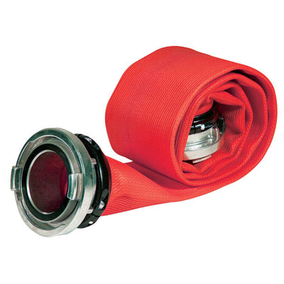 "Kochek 5"" Large-Diameter Rubber-Covered Fire Hose"