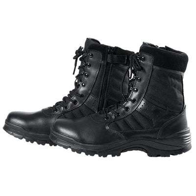 Tact Squad Sentry Side-Zip Boots