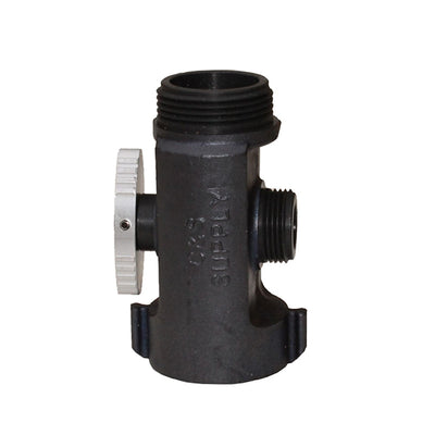 C&S Supply T-Valve, 1.5 F. X 1.5 M. X 1 M.
