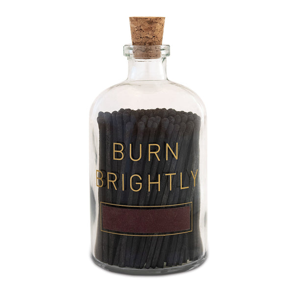 Burn Brightly Matches